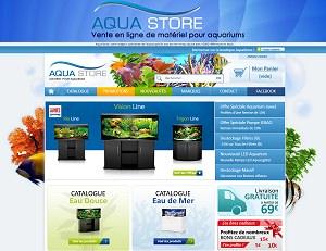 logo de Aqua Store