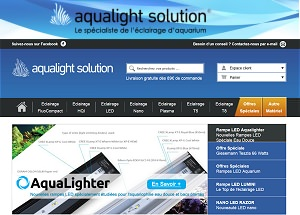 logo de Aqualight Solution